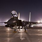 F15E as a Rock Star by Tim Grams