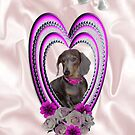Our Sweet Girl  iPhone Case by judygal