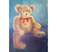 Teddy Bear Photographic Print