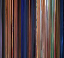 Moviebarcode: The Iron Giant (1999) by moviebarcode