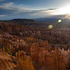 Sunrise at Bryce Canyon by thejourneysofar