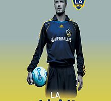 David Beckham LA Galaxy! by stevebluey