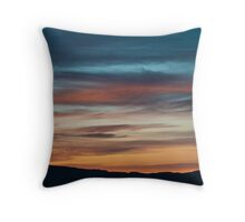 Sunrise at Inception Point Throw Pillow
