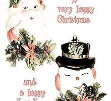 A Very Happy Christmas by missmoneypenny