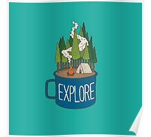 Camp Cup Explore Poster