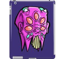 Carnihell #30 Alien Head iPad Case/Skin