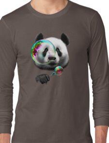 PANDA BUBBLEMAKER Long Sleeve T-Shirt