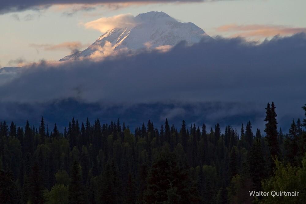 Mount McKinley by Walter Quirtmair