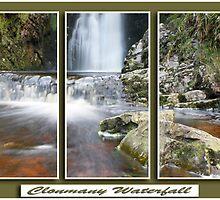 waterfall by Oisinmc
