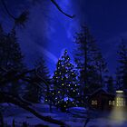Christmas Landscape by VIGGART