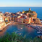 Vernazza by Ray Mosteller