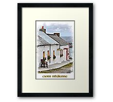 Malin Head Co Donegal Framed Print
