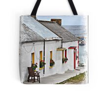Malin Head Co Donegal Tote Bag