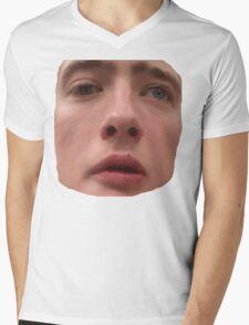 Crazy Eyes Mens V-Neck T-Shirt