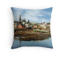 The Farley Inlet, Stonehurst Throw Pillow