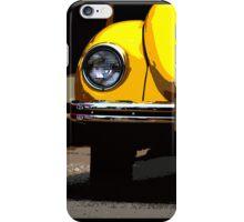 Yellow VW iPhone Case/Skin