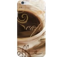 Le Cafe Light iPhone Case/Skin