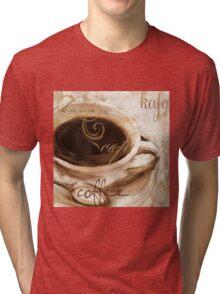 Le Cafe Light Tri-blend T-Shirt