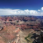 South Rim of the Grand Canyon by Ray Chiarello