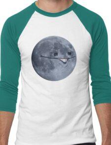 Man in the Moon Men's Baseball ¾ T-Shirt
