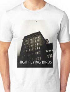 High Flying Birds Unisex T-Shirt