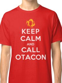 Keep Calm and Call Otacon Classic T-Shirt
