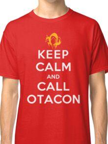 Keep Calm and Call Otacon Classic T-Shirt