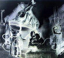Street Hypnotism. by - nawroski -