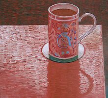 """Favorite cup"" by Richard Robinson"
