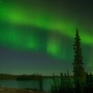 Aurora Borealis by Elisabeth van Eyken