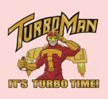 It's Turbo Time!!!  Kids Tee