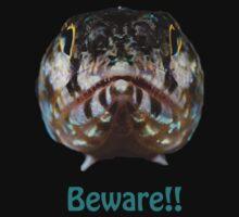 Beware!! by Esteban  Toré