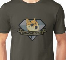 """Diamond Doge"" Unisex T-Shirt"