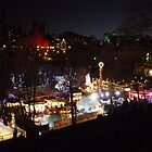 Edinburgh: Christmas Fair by Yonmei