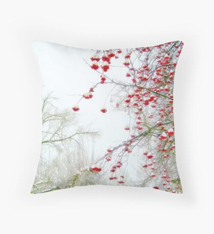 Good Tidings of Great Joy (no text) Throw Pillow