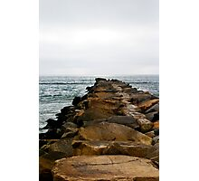 Oceanside Jetty Photographic Print