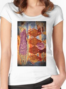All Dressed Up & Nowhere To Go! T-Shirt Women's Fitted Scoop T-Shirt