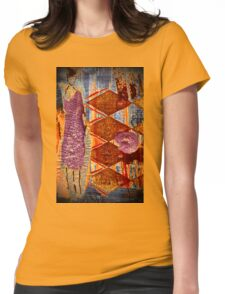 All Dressed Up & Nowhere To Go! T-Shirt Womens Fitted T-Shirt