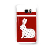 Eater rabbit Samsung Galaxy Case/Skin