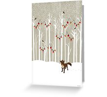 December Greeting Card