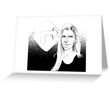 Ann Coulter Greeting Card