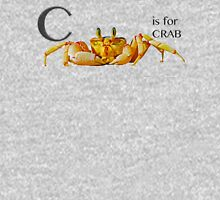 C is for CRAB Unisex T-Shirt