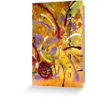 Sparks of the LOVE I Feel for YOU Greeting Card