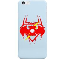 Captain Green Bat Flash Super Spiderman iPhone Case/Skin