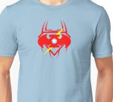 Captain Green Bat Flash Super Spiderman Unisex T-Shirt