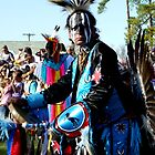 Poarch Creek Indian by Jacqueline Ison