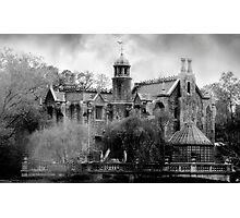 Haunted Mansion Part 2 Photographic Print