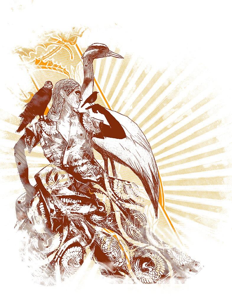 lady bird 2 by frederic levy-hadida