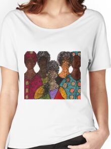 Five Alive T-Shirt Women's Relaxed Fit T-Shirt