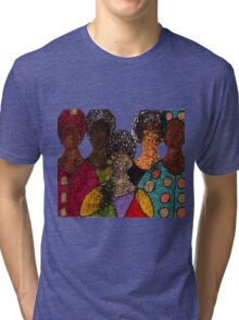 Five Alive T-Shirt Tri-blend T-Shirt